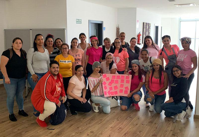 En este momento estás viendo Semana de apoyo a la lucha contra el cáncer de mama